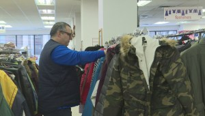 Salvation Army collecting winter coats for asylum seekers
