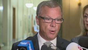 Saskatchewan Premier Brad Wall looking at legal options on federal carbon tax