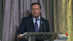 Alberta's political leaders push their messages in Red Deer