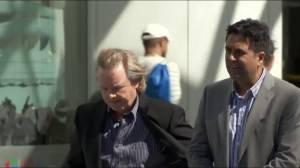 Story behind Premier John Horgan's apology to LNG advocate Gordon Wilson