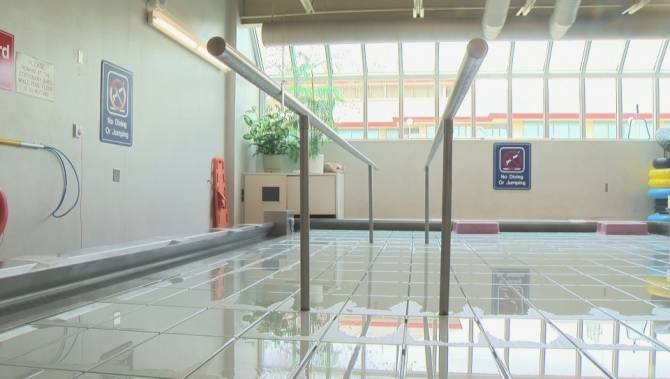 Kelowna S Therapy Pool Users Upset By Changes Concerned