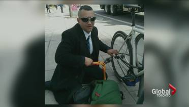 Woman Sees Online Photo Of Her Bike Being Stolen By Alleged Thief Then Stumbles Upon Him