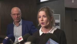 Eugenie Bouchard's sister testifies in criminal harassment case