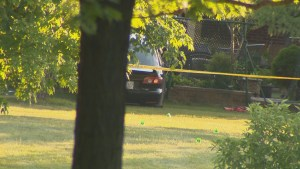 Man dead following drive-by shooting in Toronto's west end