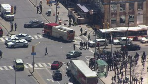 10 dead in Toronto van attack