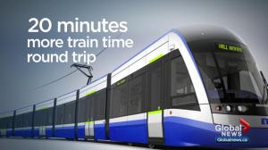Valley Line versus Capital Line: Which LRT is faster?