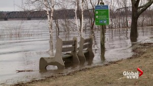 Heavy rain and rapid snow melt could cause significant flooding in New Brunswick