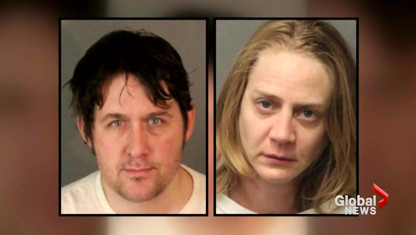 Calif. couple used drone to deliver drugs, police say