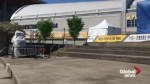 Nashville's version of the Winnipeg Whiteout street party
