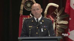 'We can do better, we will do better': RCMP commissioner