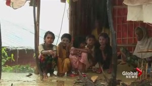 Life inside Rohingya refugee camps.