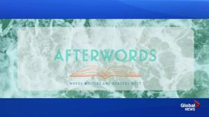 AfterWords Literary Festival – October 2019