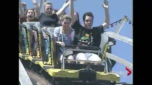 From the archives: Celebrating International Roller Coaster Day 1995