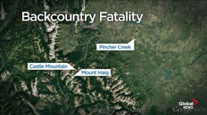Skier killed in Alberta backcountry
