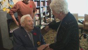 Kelowna senior receives special medal after being wounded while serving in Indonesia for the Netherlands Armed Forces