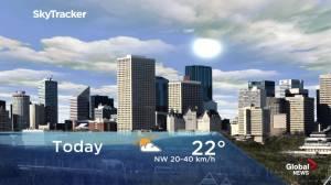 Edmonton early morning weather forecast: Tuesday, June 11, 2019