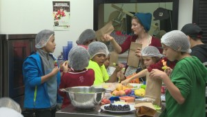 Better Winnipeg: Fuel4School program helps kids get the nutrition they need