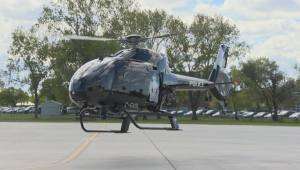 Flight hours, calls for service down for Winnipeg police helicopter in 2016