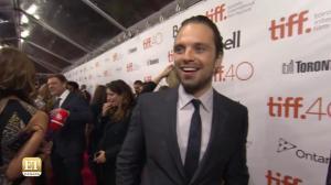 TIFF Red Carpet – The Martian: Sebastian Stan