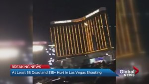 Las Vegas Massacre: Eyewitness
