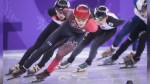 Despite missing the podium, Canadian speed skaters continue quest for medals in Pyeongchang
