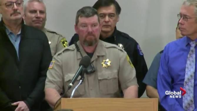 Harney County Jail – Billy Knight