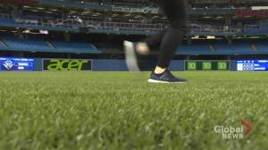 Behind the scenes look at Rogers Centre preparations for Blue Jays' 2018 season