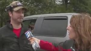 Man describes buying boat to help rescue Hurricane Harvey victims