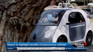The benefits of autonomous vehicle testing in Calgary
