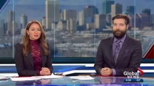 Global News at 5 Edmonton: Feb. 11 (08:48)