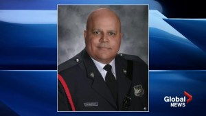 Sussex Corner remembers fallen Fredericton police officer Robb Costello
