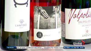 Spring wines from Edmonton wine guy Gurvinder Bhatia