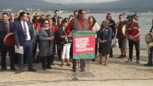 'We're winning': B.C. First Nations chief on Trans Mountain ruling