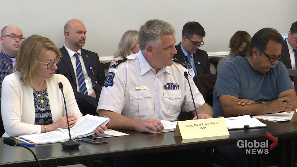 Halifax police practice of street checks is illegal, independent legal opinion finds
