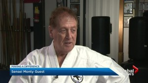Mississauga man works to guide others to a better life through karate