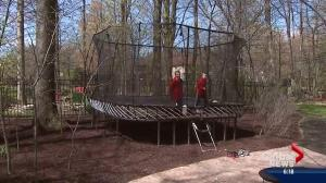 Time to get rid of backyard trampolines?