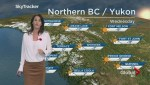 BC Evening Weather Forecast: Nov 7