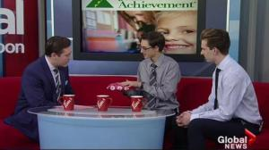 Junior Achievement teaches students entrepreneurial skills