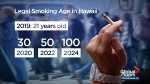 Bob Layton: Should the legal smoking age increase?