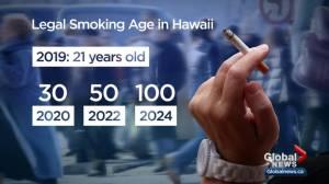 Bob Layton: Should the legal smoking age increase?