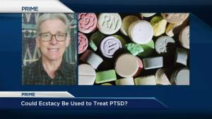 Mark Haden on using ecstasy to treat PTSD