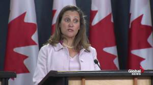 Canada to impose 'dollar-for-dollar' retaliatory tariffs on the U.S.