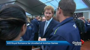 Celebrity sightings at the upcoming Invictus Games