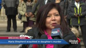 Woman acquitted for death of step daughter 25 years after behind bars