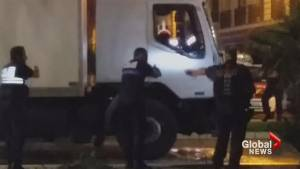 Nice attack witness recalls yelling at truck driver to stop
