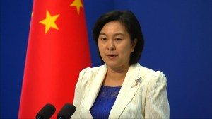 China says nothing new about hacking accusations after Trump claims it hacked Hillary Clinton's emails