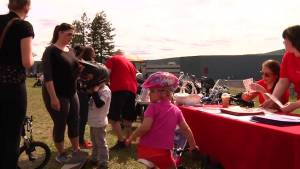 Williams Lake fights against crime with rally