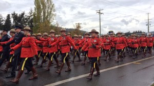 B.C. RCMP officer killed on the job laid to rest