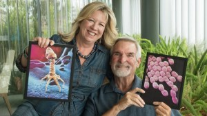 Phage therapy: How Canadian doctor used century-old medicine to save dying husband from 'super bug'