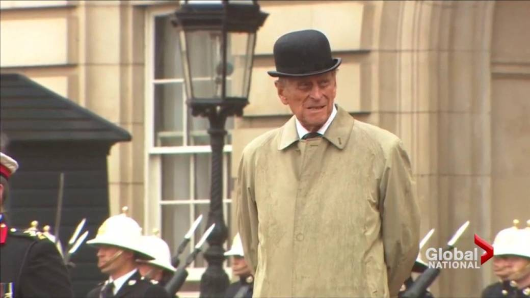 Click to play video: 'Prince Philip retires from public service after 7 decades'